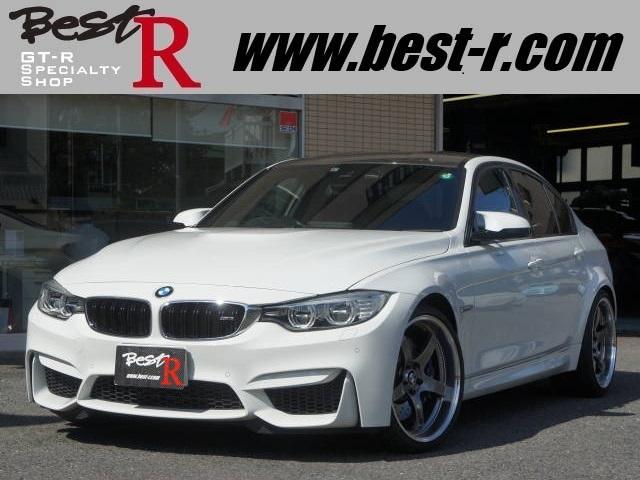BMW M3セダン MDCT