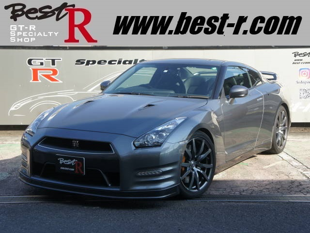 GT-R Puer edition MY11